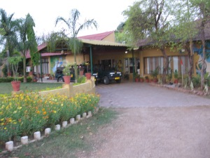 Kipling's Court in Pench